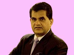 Amitabh Kant gets two year tenure as Niti Aayog CEO