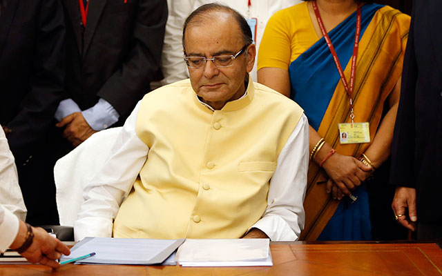 Finance minister Jaitley cancels pre-budget meeting with economists