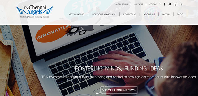 Chennai Angels back fin-tech startup Finance Buddha