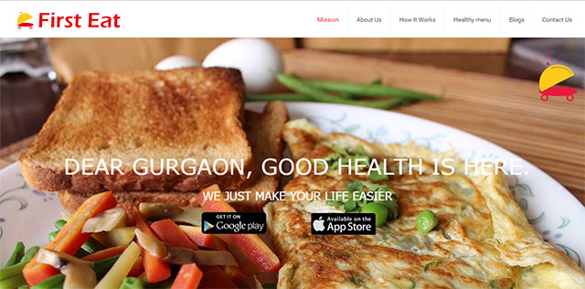 Food-tech startup First Eat raises $200K in seed investment