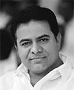 Telangana IT minister KT Rama Rao to deliver keynote address @ VCCircle India Limited Partners Summit