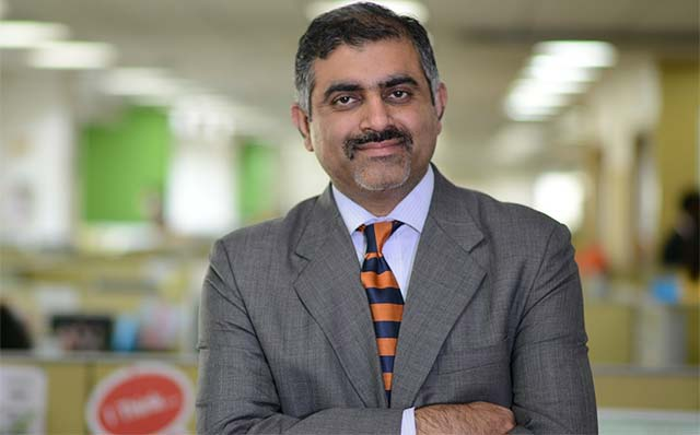 Flipkart appoints ex-Fidelity exec Nitin Seth as HR head