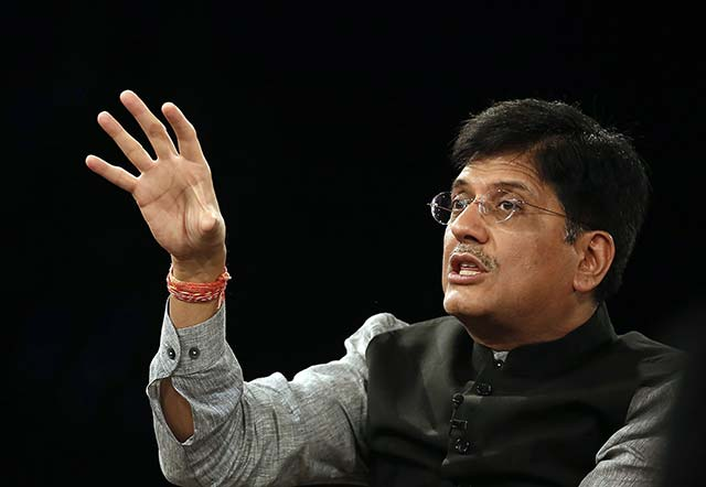 India to spend $1T on power by 2030: Piyush Goyal