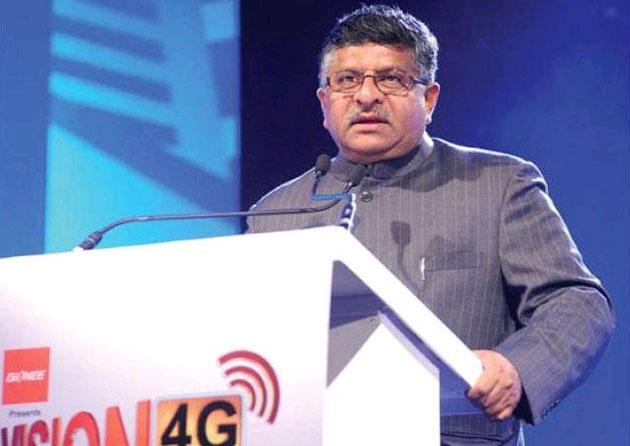 India sitting on cusp of digital revolution: Prasad