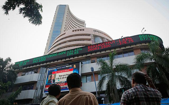 Sensex drops as rail budget misses spark