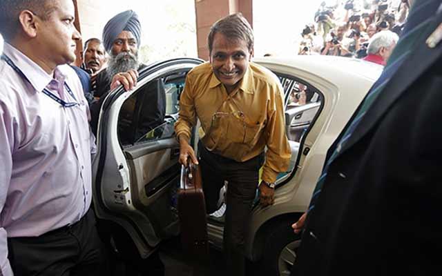 Suresh Prabhu: On a sticky wicket?