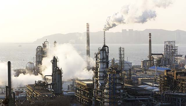 Industrial production pokes holes in GDP data