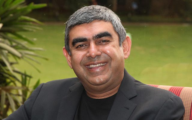 Infosys extends Vishal Sikka's term as CEO till 2021
