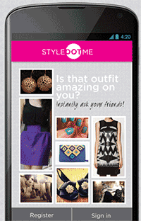 Fashion app Styledotme raises 'Small Ticket Funding' from IAN