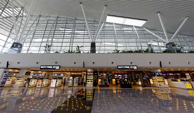GVK to sell 33% in Bangalore airport to Fairfax for $321M