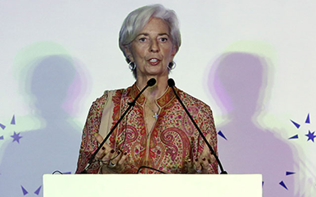 Fight global slowdown with supportive monetary policy: IMF MD