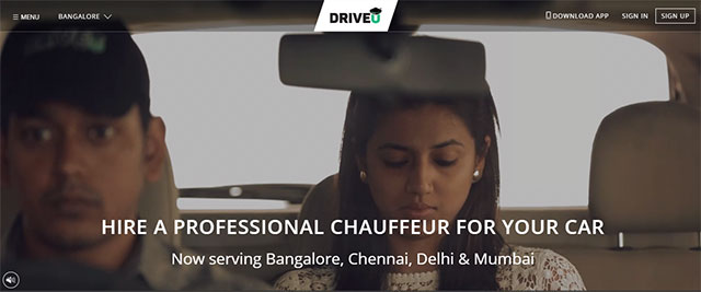 Unitus Seed Fund backs on-demand chauffeur provider DriveU
