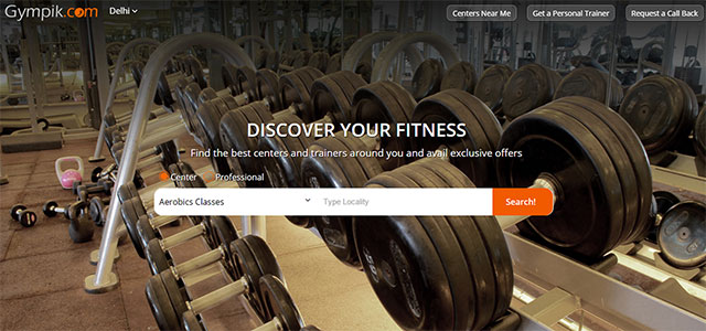 Gym discovery site Gympik gets pre-Series A funding from RoundGlass