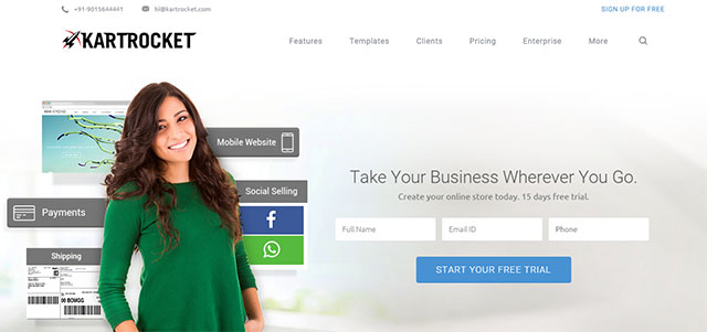 E-commerce enabler KartRocket tops up Series B funding round with $2M more