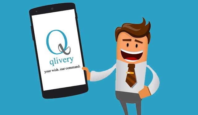 On-demand concierge service Qlivery raises $230K in seed funding