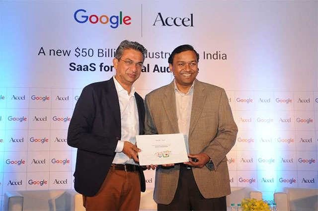 Indian SaaS companies will be valued at $50B by 2025, says Google-Accel report