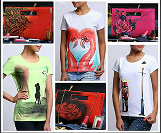 Hand-painted fashion brand Rang Rage raises $300K