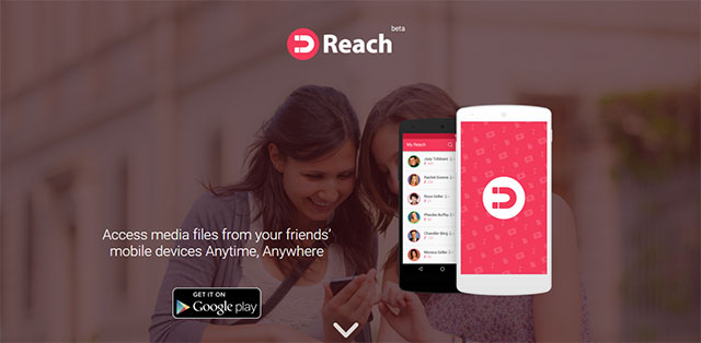 P2P file sharing app Reach raises $500K from Rebright Partners, others