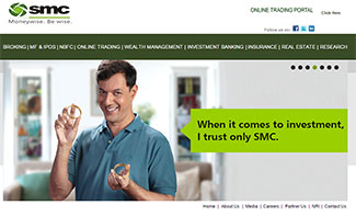 Stock broker SMC switches India public issue plan, eyes US listing