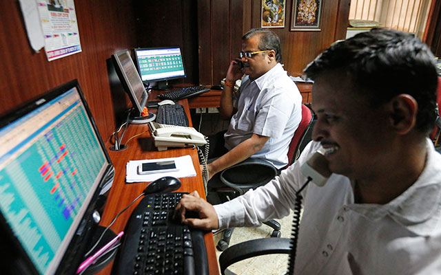 Sensex, Nifty post biggest monthly gain in two years