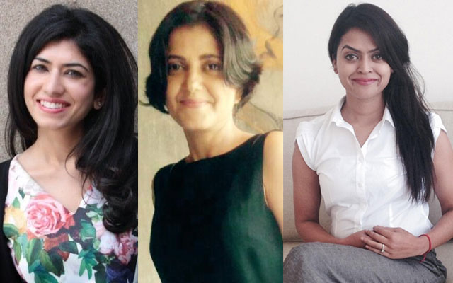 Women entrepreneurs look for a helping hand