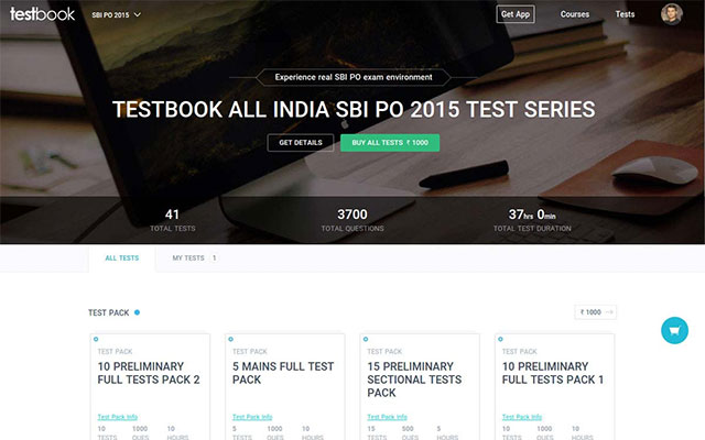 S Chand invests in online test prep startup Testbook