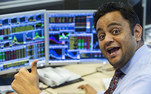 Sensex soars as rate cut hopes brighten