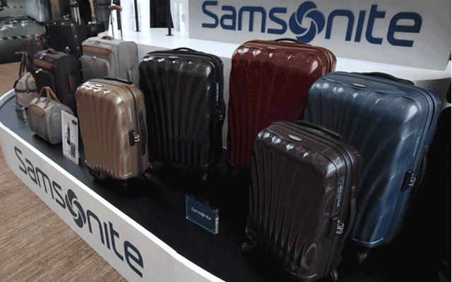 Samsonite to acquire luxury luggage rival Tumi for around $1.8B