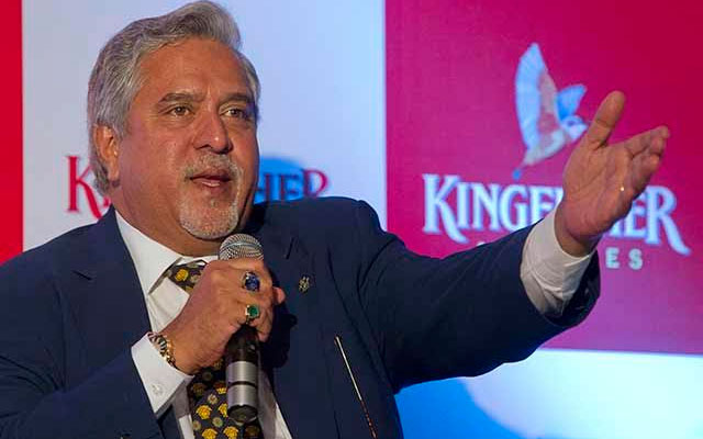 Tribunal stops Diageo from disbursing $75M to Vijay Mallya