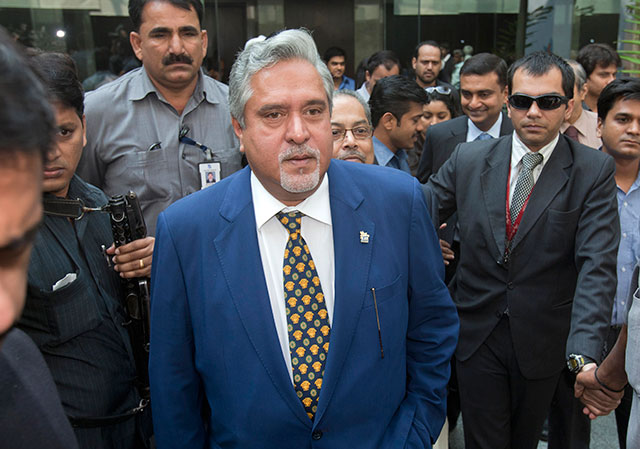 Diageo says paid $40M to Mallya, will review tribunal order