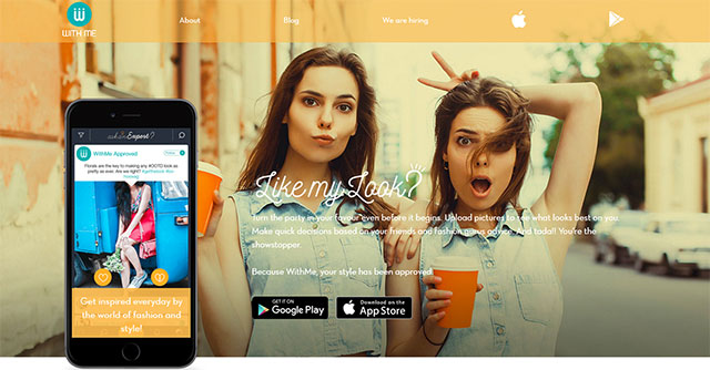 Fashion social network WithMe raises angel funding