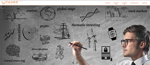Investment portal Tauro Wealth raises seed funding