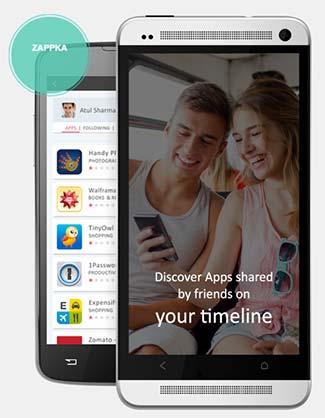 App discovery & review platform Zappka raises $100K