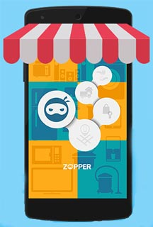 Hyperlocal mobile marketplace Zopper acquires EasyPOS