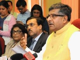 Budget supports Digital India plan, says Ravi Shankar Prasad