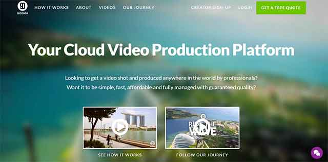 Sequoia India leads $7.5M funding in video production platform 90 Seconds