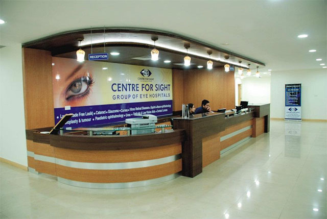 Eye-care chain Centre For Sight gets SEBI approval for IPO