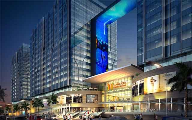 Blackstone buys L&T Seawoods property in Mumbai