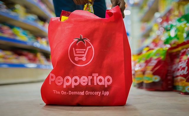 Peppertap closes Series B round with $4M from Innoven; buys Jiffstore