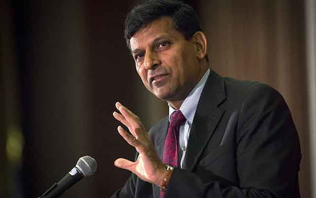 RBI's Rajan says may cut rates if it rains well, inflation eases