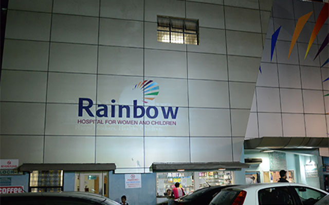 Rainbow Hospitals gets follow-on funding from CDC