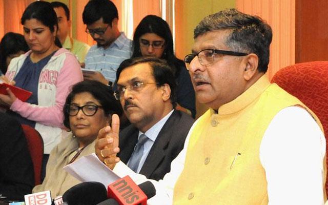 Budget supports Digital India plan, says Ravi Shankar Prasad