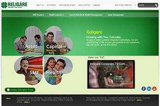 Religare announces exit from Landmark Partners