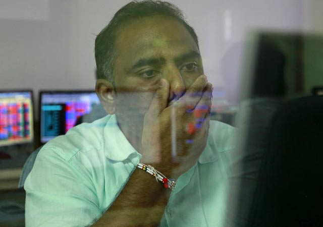 Sensex posts worst fall in two months