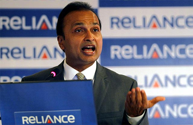 Anil Ambani's proposed housing complex in Mumbai up for sale