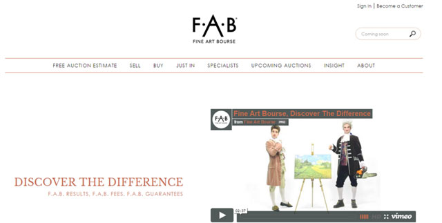Indian businessman Abhishek Poddar invests in online arts auction startup F.A.B.