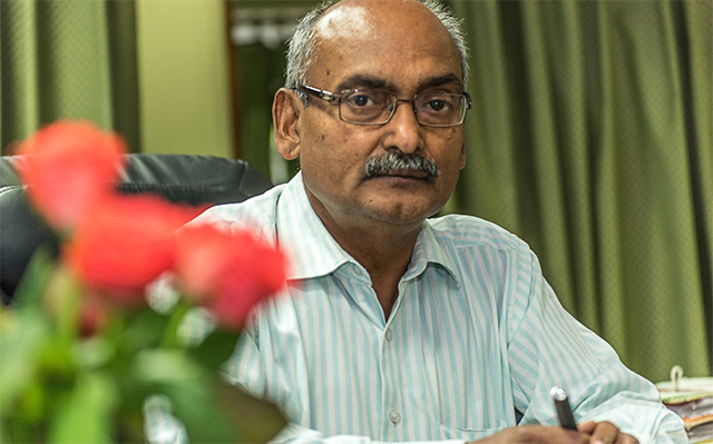 Low water level in reservoirs not very alarming: G.S. Jha