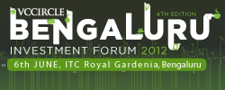Bengaluru Investment Forum 2012 to capture opportunities in South India