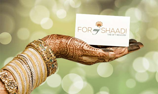 Online wedding gift registry ForMyShaadi close to raising seed funding