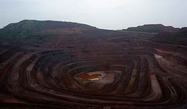 Mines ministry for transfer of District Mineral Foundation implementation cases to the apex court